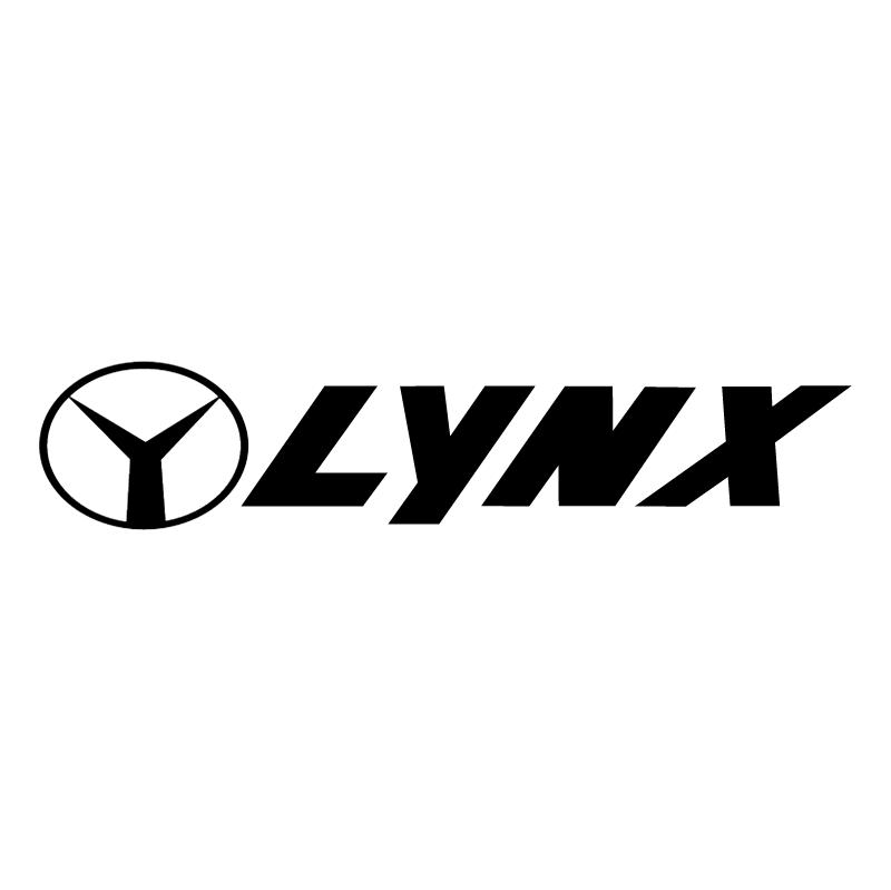 LYNX vector logo