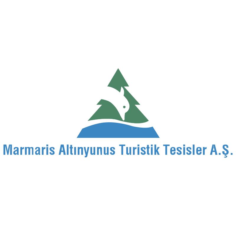 Marmaris Altinyunus Turistik vector