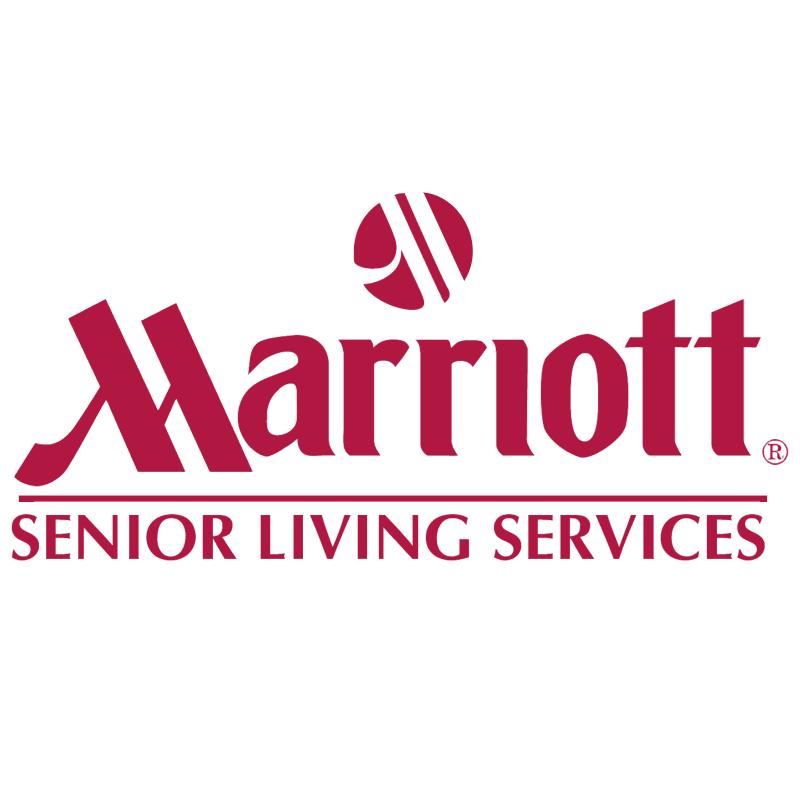 Marriott Senior Living Services vector