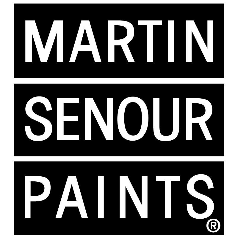 Martin Senour Paints vector