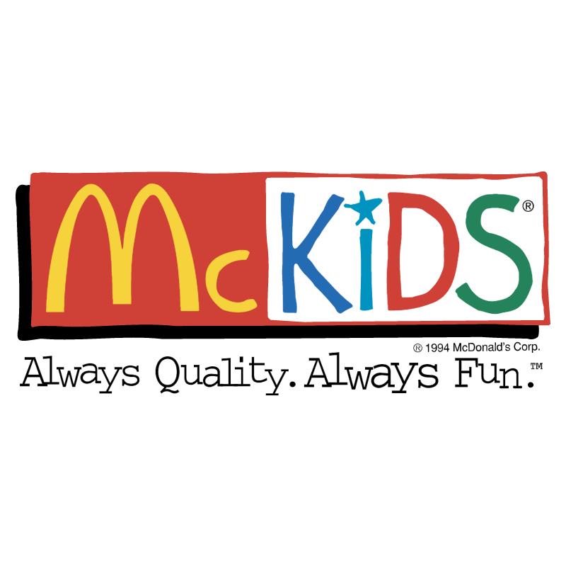 McKids vector