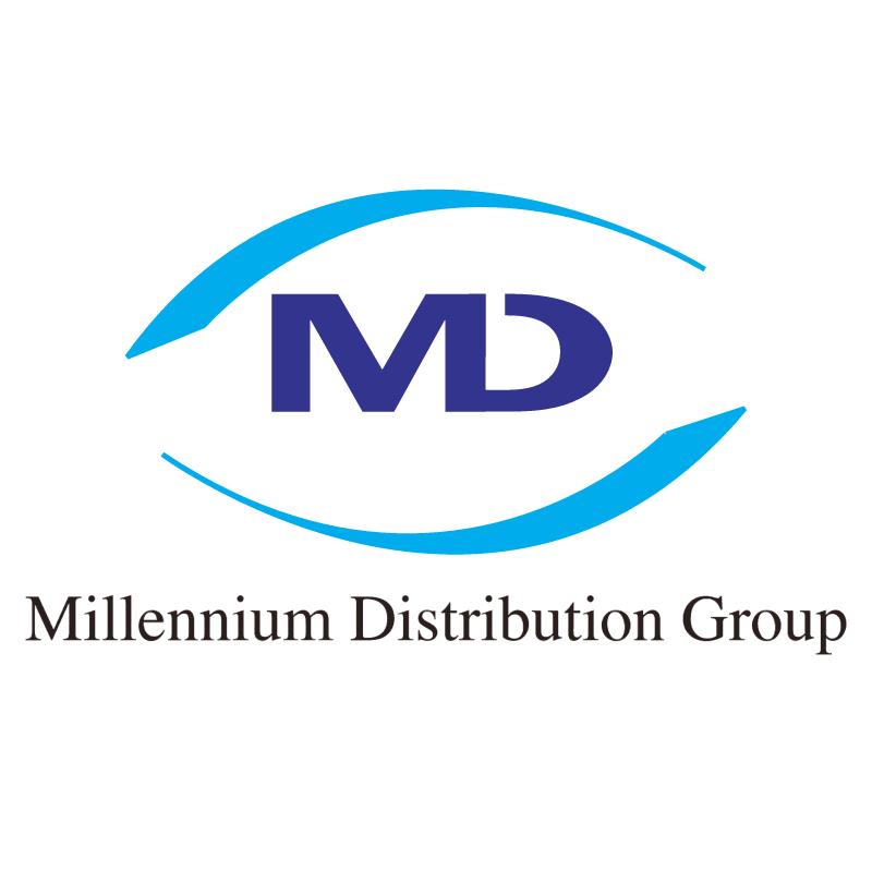 MDGroup vector logo