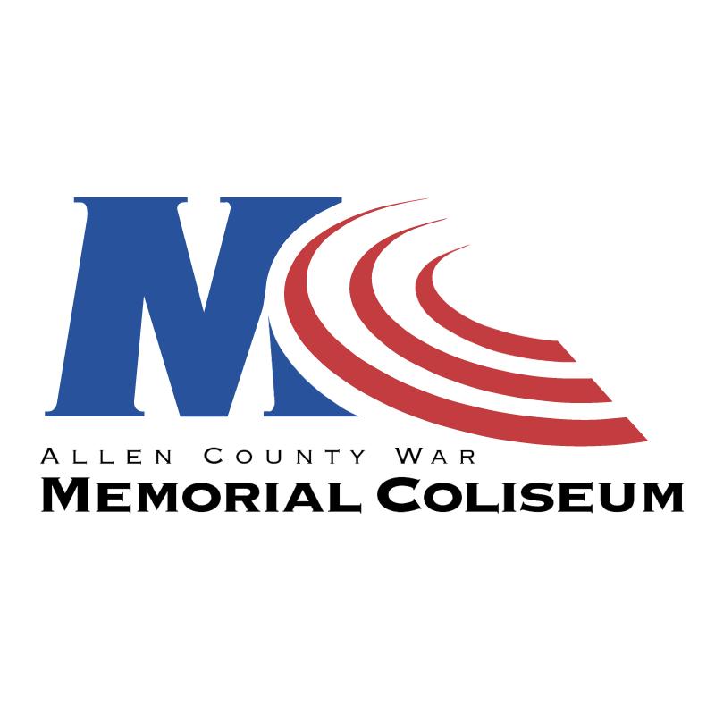 Memorial Coliseum vector
