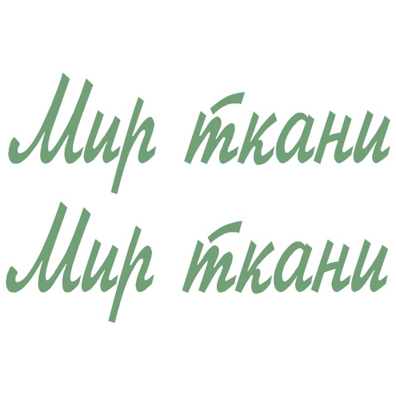 Mir Tkani vector