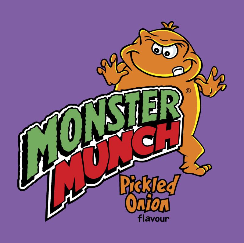 Monster Munch vector