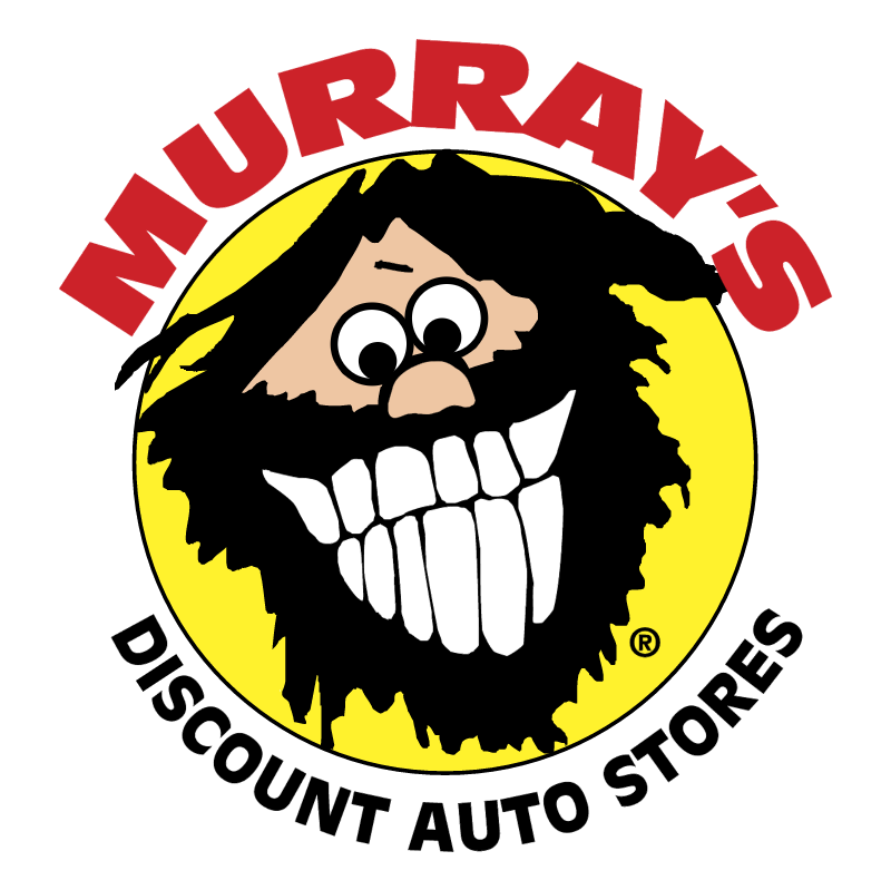Murray's Discount Auto Stores vector