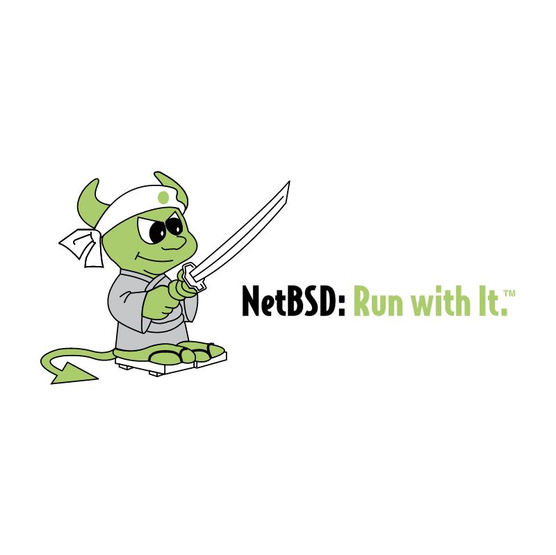 NetBSD vector
