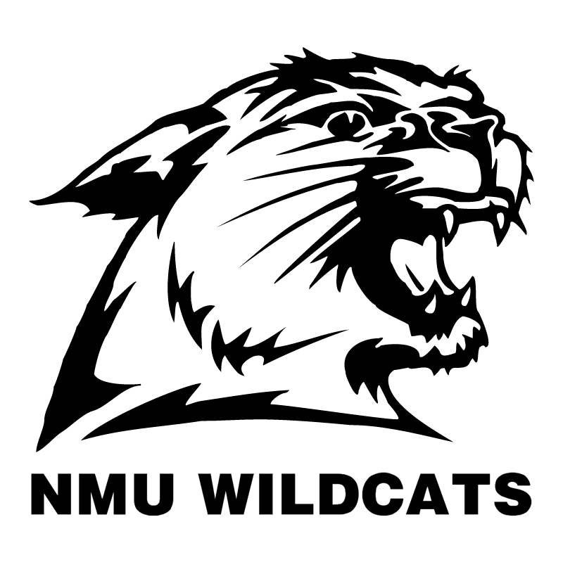 NMU Wildcats vector