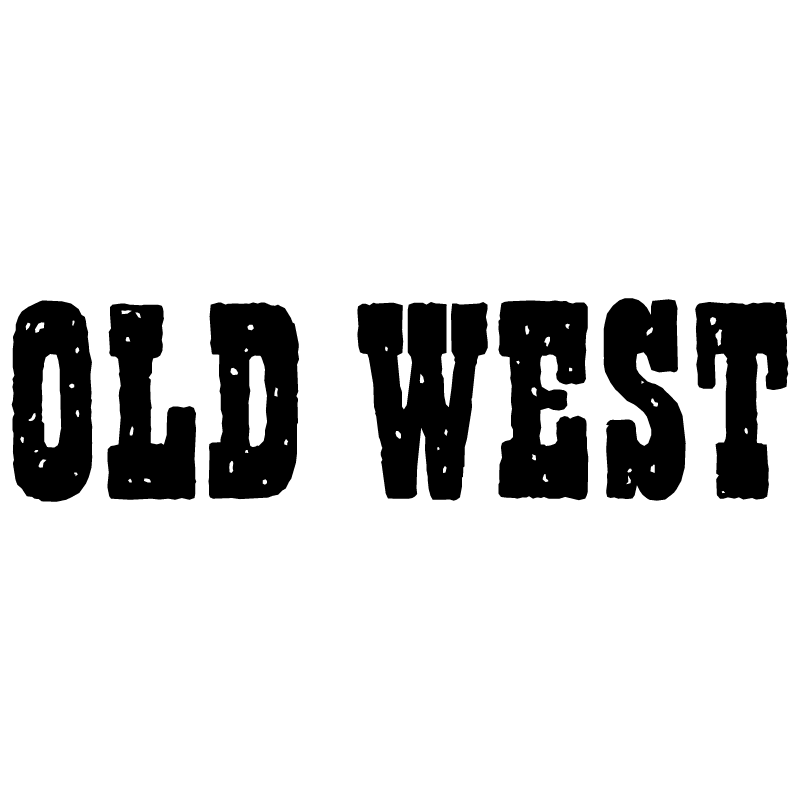 Old West vector