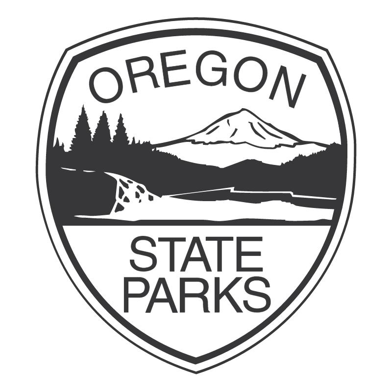 Oregon State Parks vector