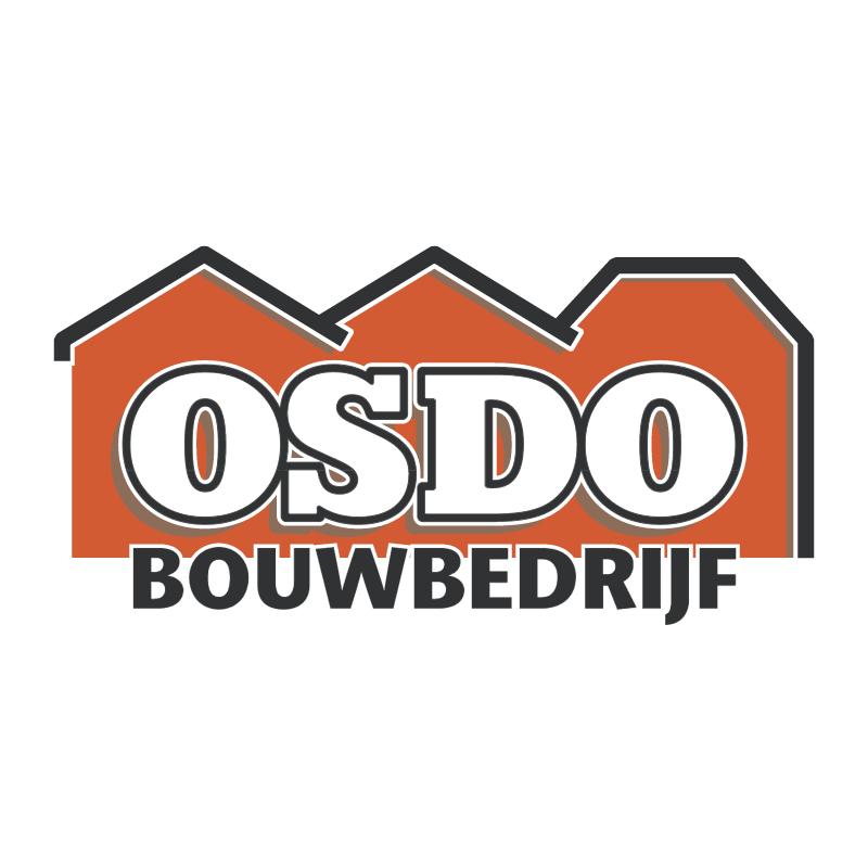 OSDO Bouwbedrijf vector