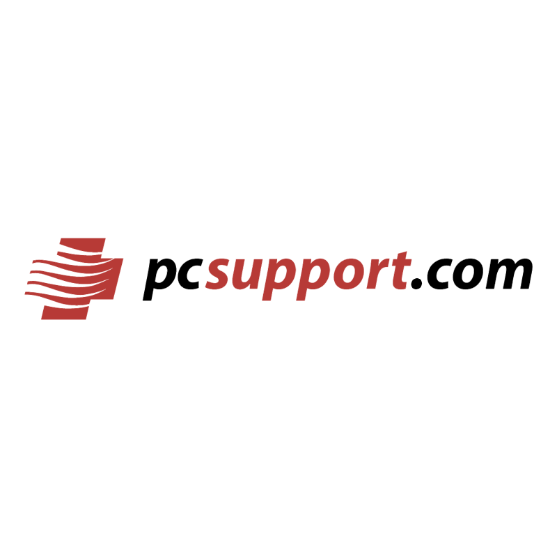 PCsupport com vector