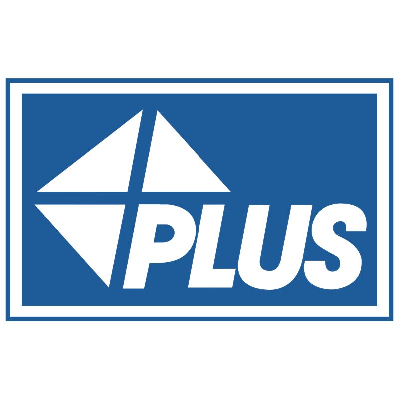 Plus vector logo