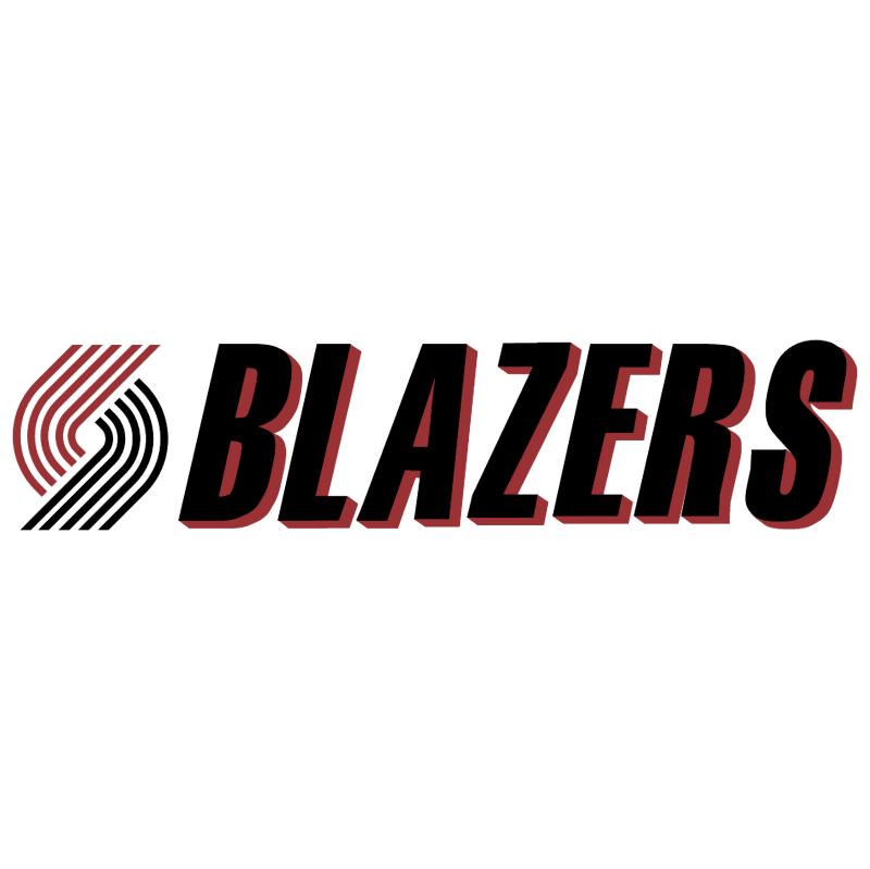 Portland Trail Blazers vector