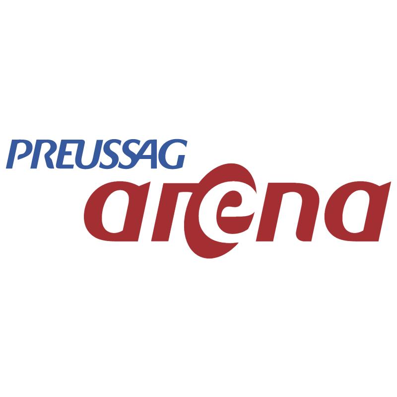 Preussag Arena vector