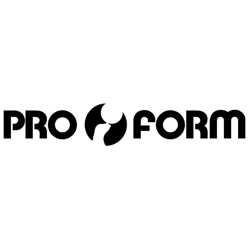 Pro Form vector