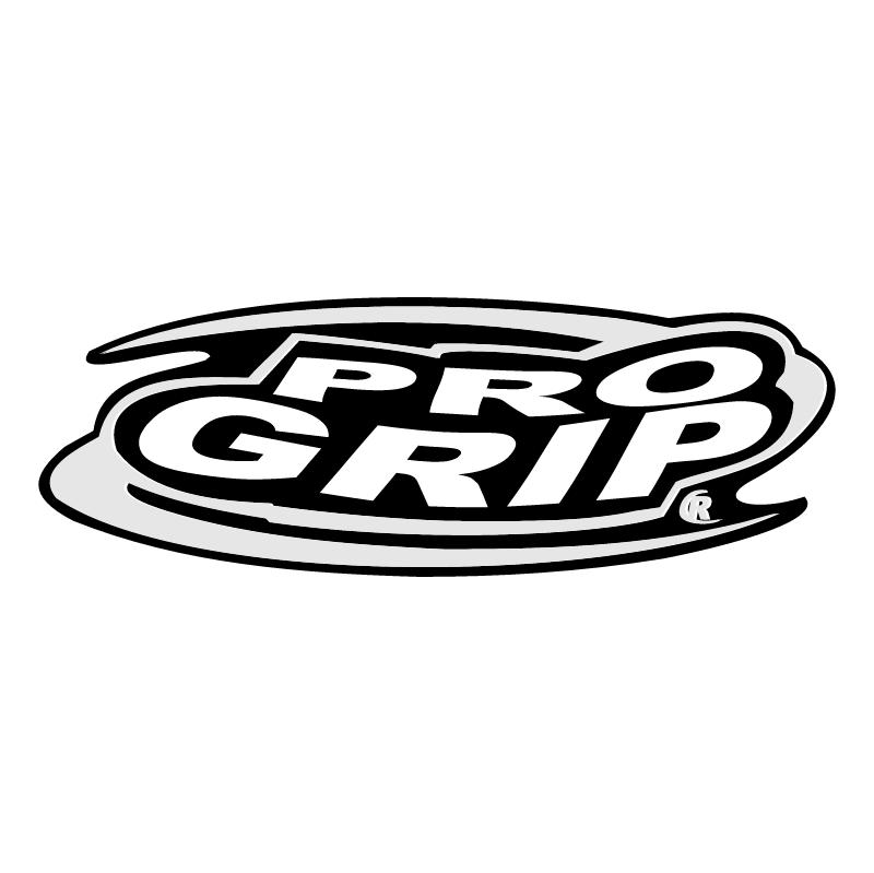 Progrip vector logo