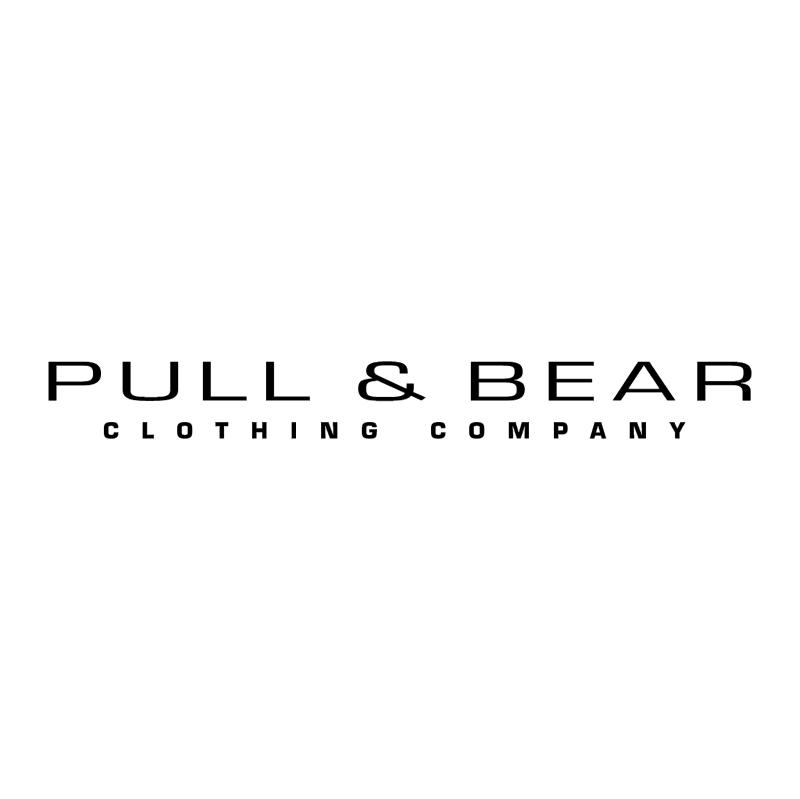 Pull & Bear vector logo