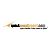 QuickEnrollment com vector