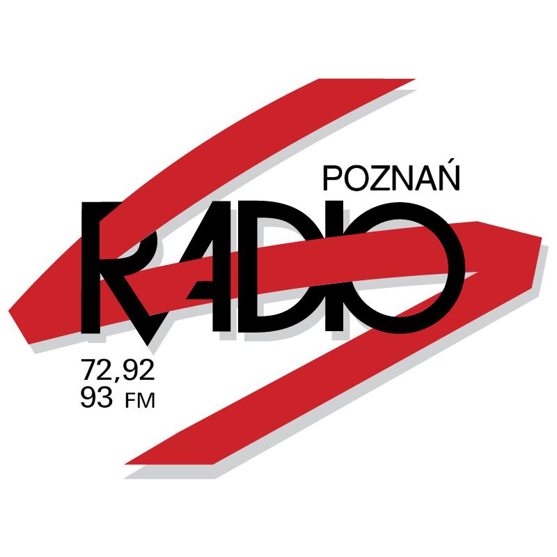 Radio Poznan vector