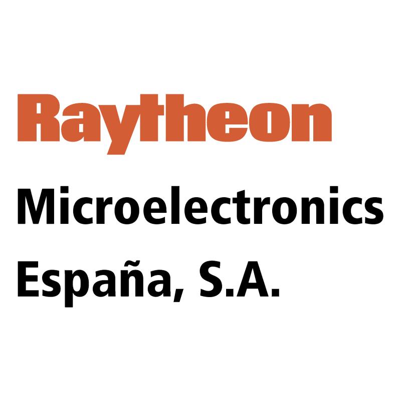 Raytheon Microelectronics Espana vector
