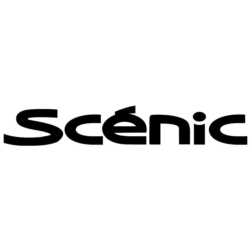 Renault Scenic vector