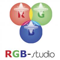 RGB studio vector