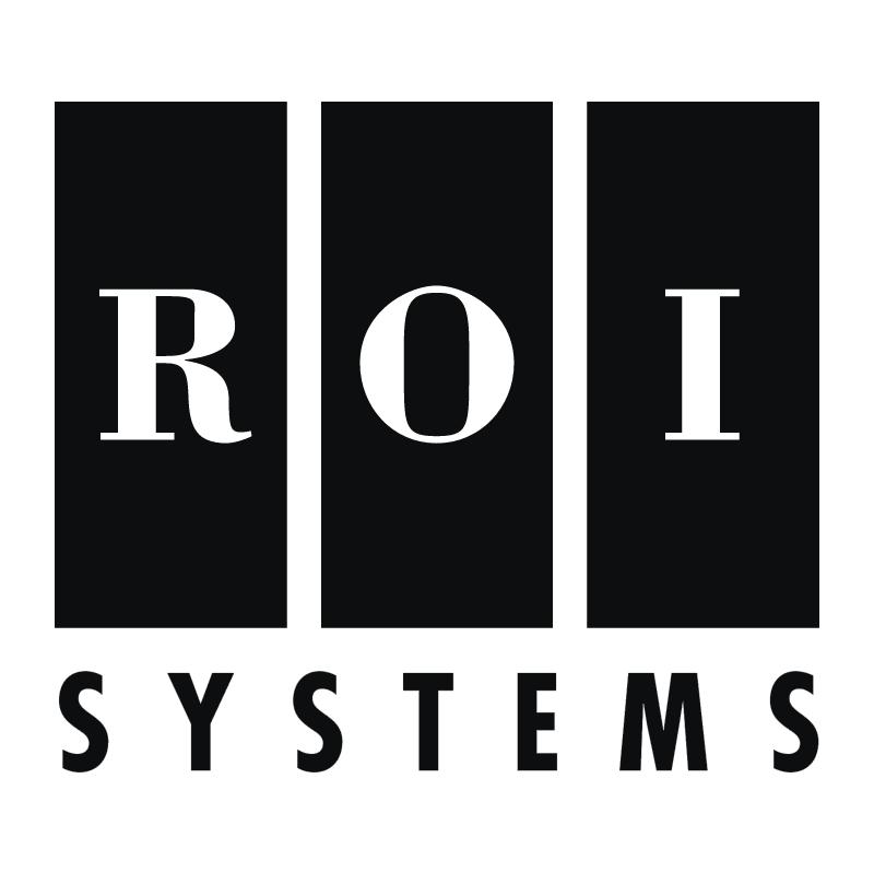 ROI Systems vector logo