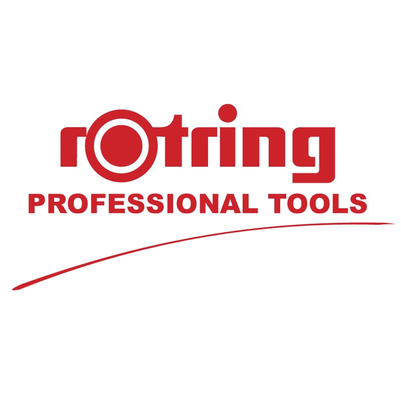 Rotring Professional Tools vector
