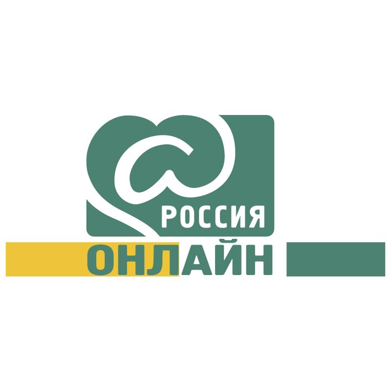 Russian Online vector