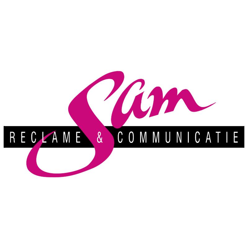 Sam Reclame & Communicatie vector