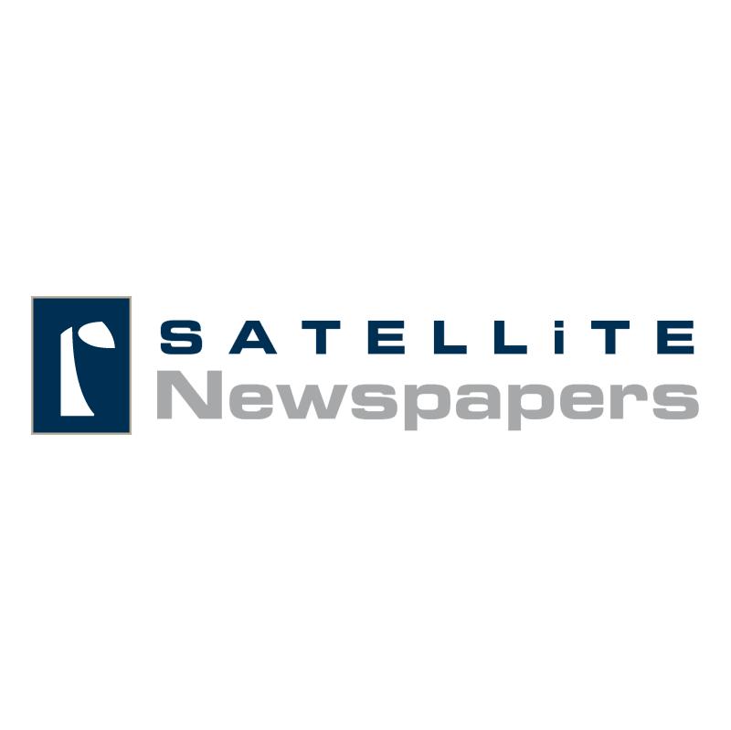 Satellite Newspapers vector