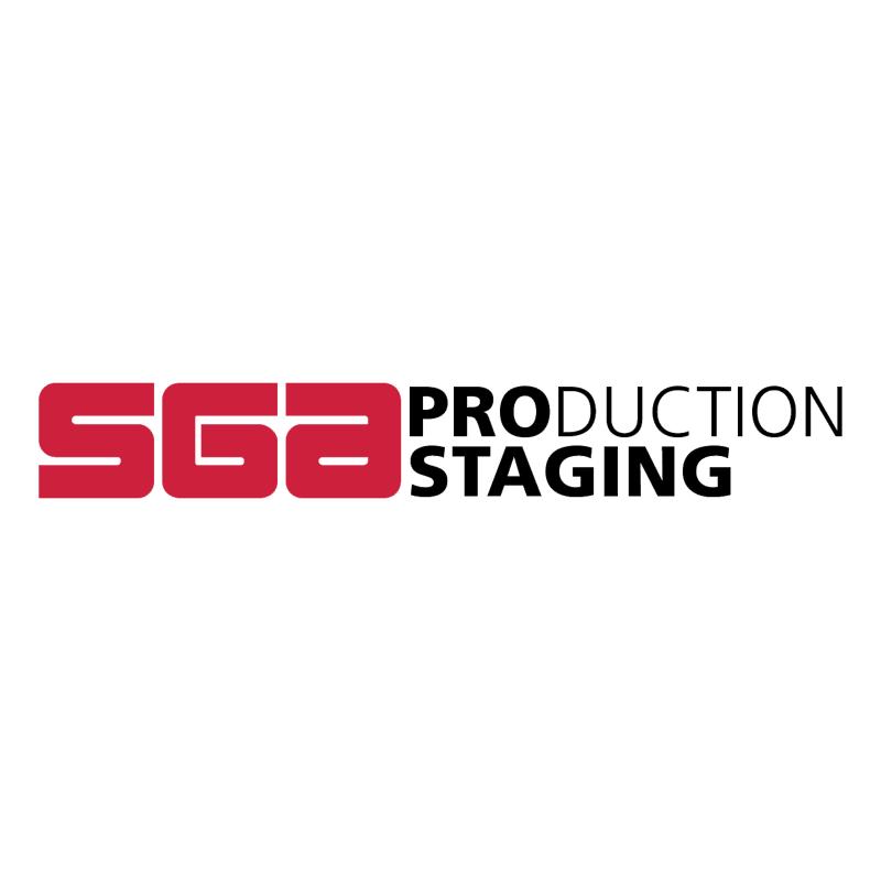 SGA vector logo