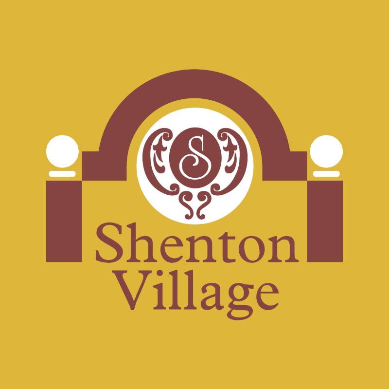 Shenton Village vector