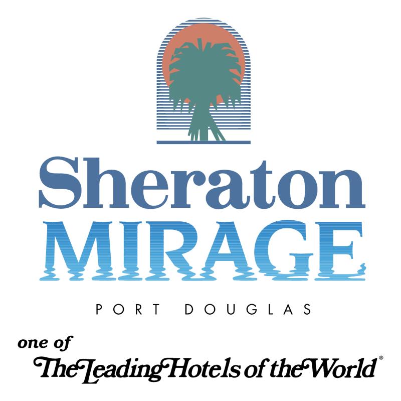 Sheraton Mirage vector
