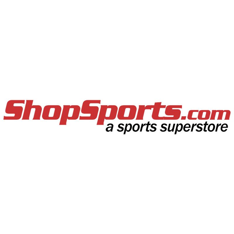 ShopSports vector logo