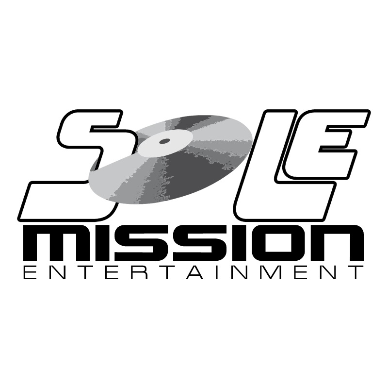 Sole Mission Entertainment vector