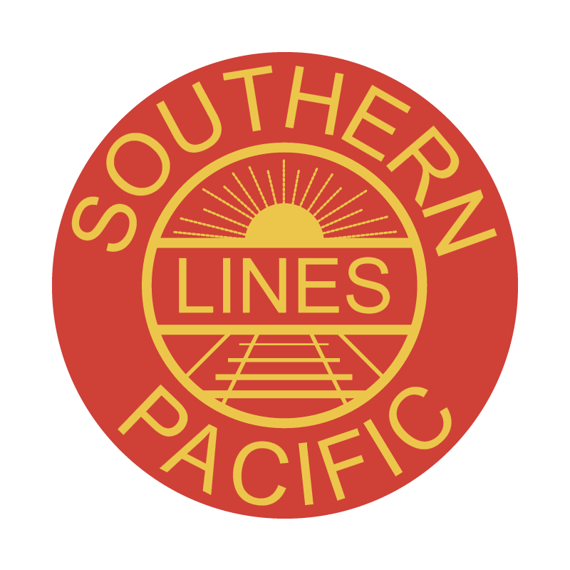 Southern Pacific Lines vector logo