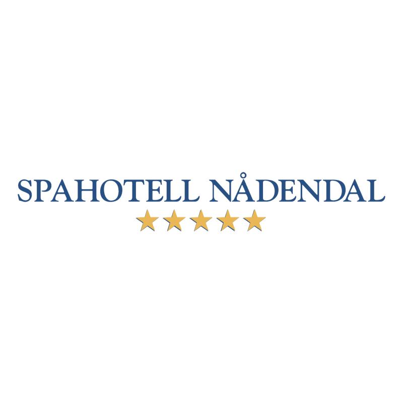 Spahotell Nadeldal vector