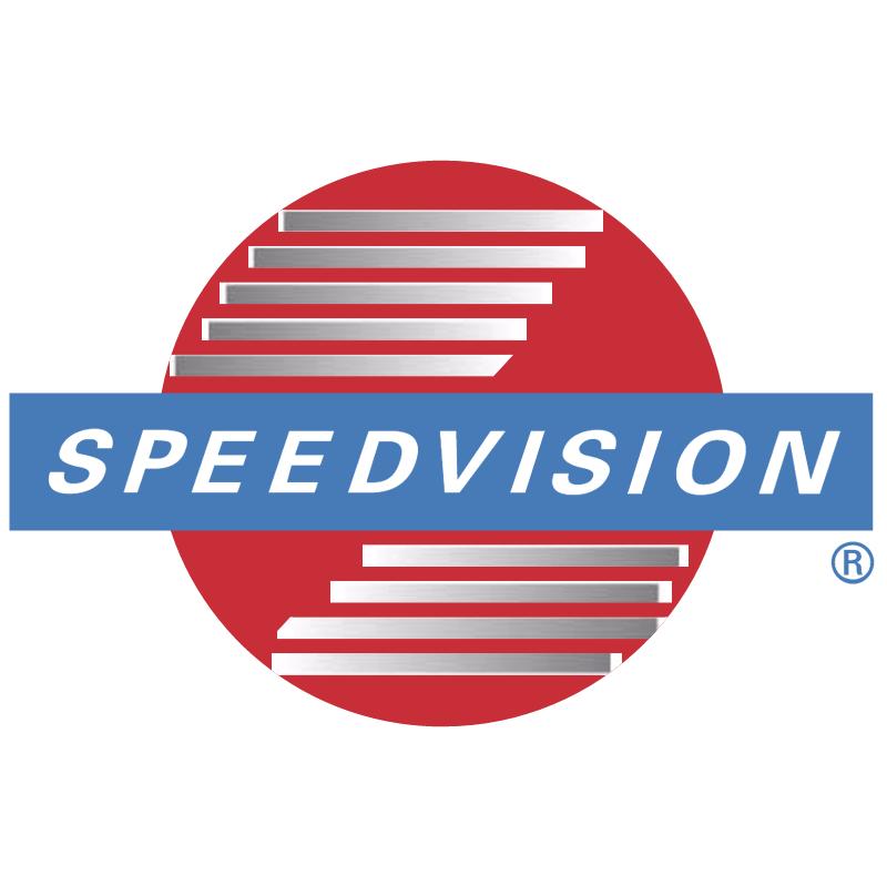 Speedvision vector logo