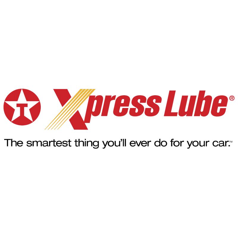 Texaco Xpress Lube vector