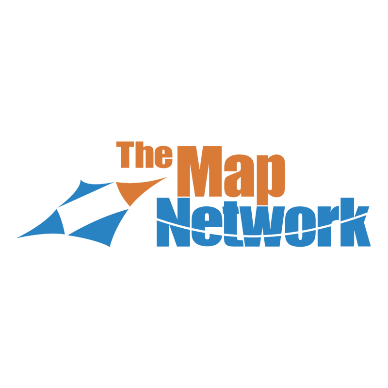 The Map Network vector