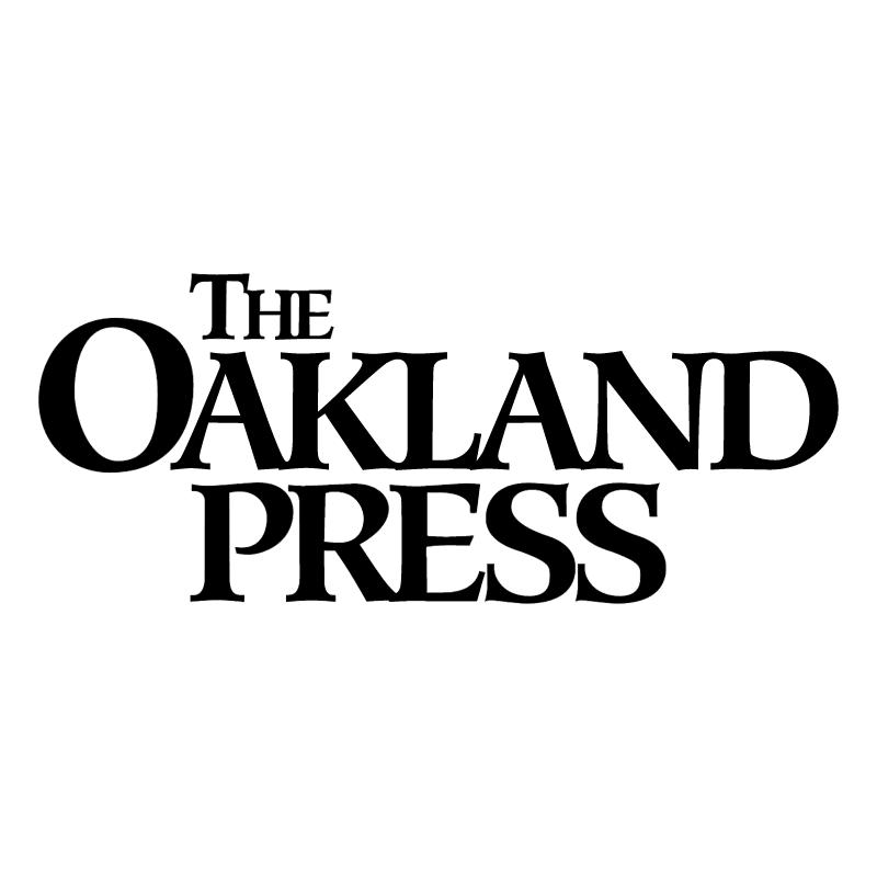 The Oakland Press vector logo