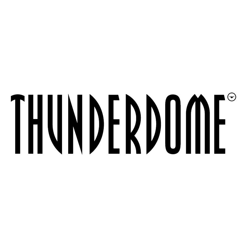 Thunderdome vector