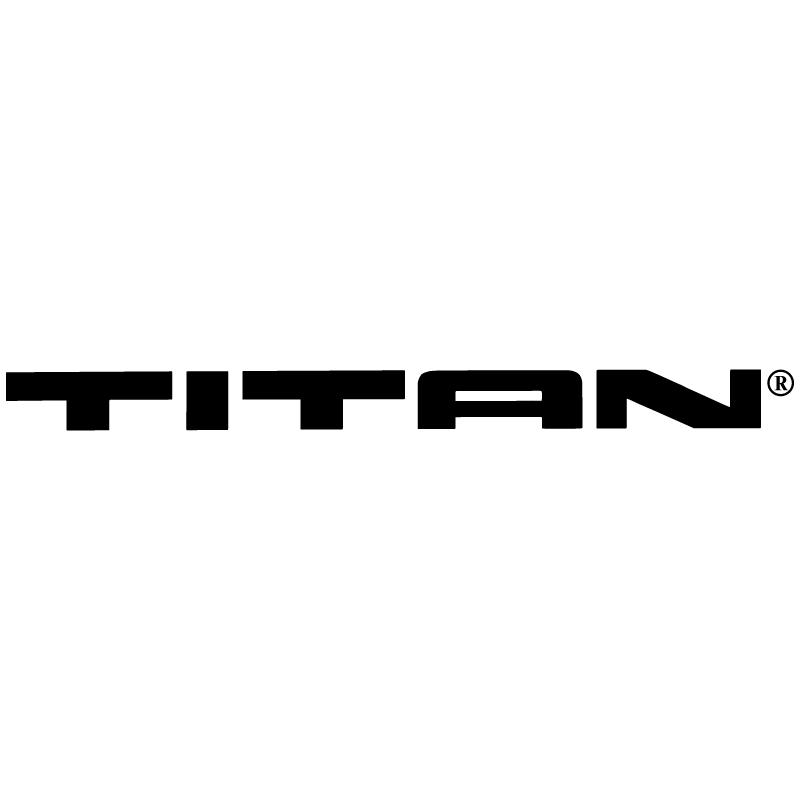 Titan vector logo