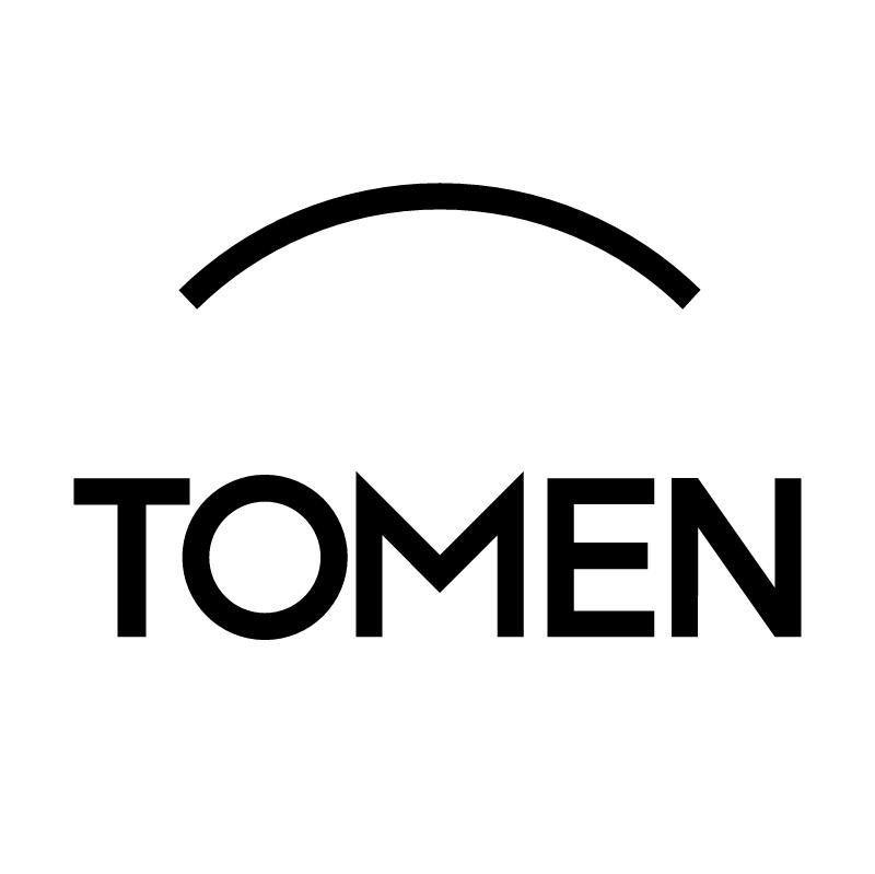 Tomen vector logo