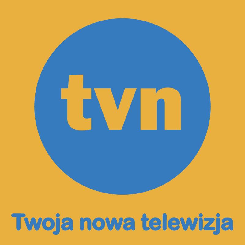 TVN vector logo