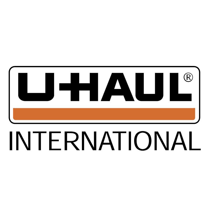 U Haul International vector