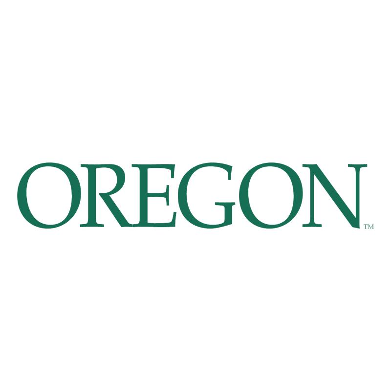 University of Oregon vector logo