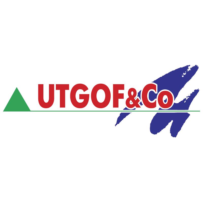UTGOF&Co vector logo